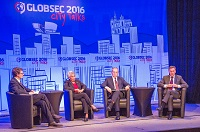 Globsec debate small