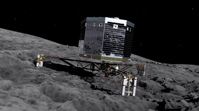 Na module Philae, ktorý pristal na kométe, spolupracoval aj Ústav experimentálnej fyziky SAV